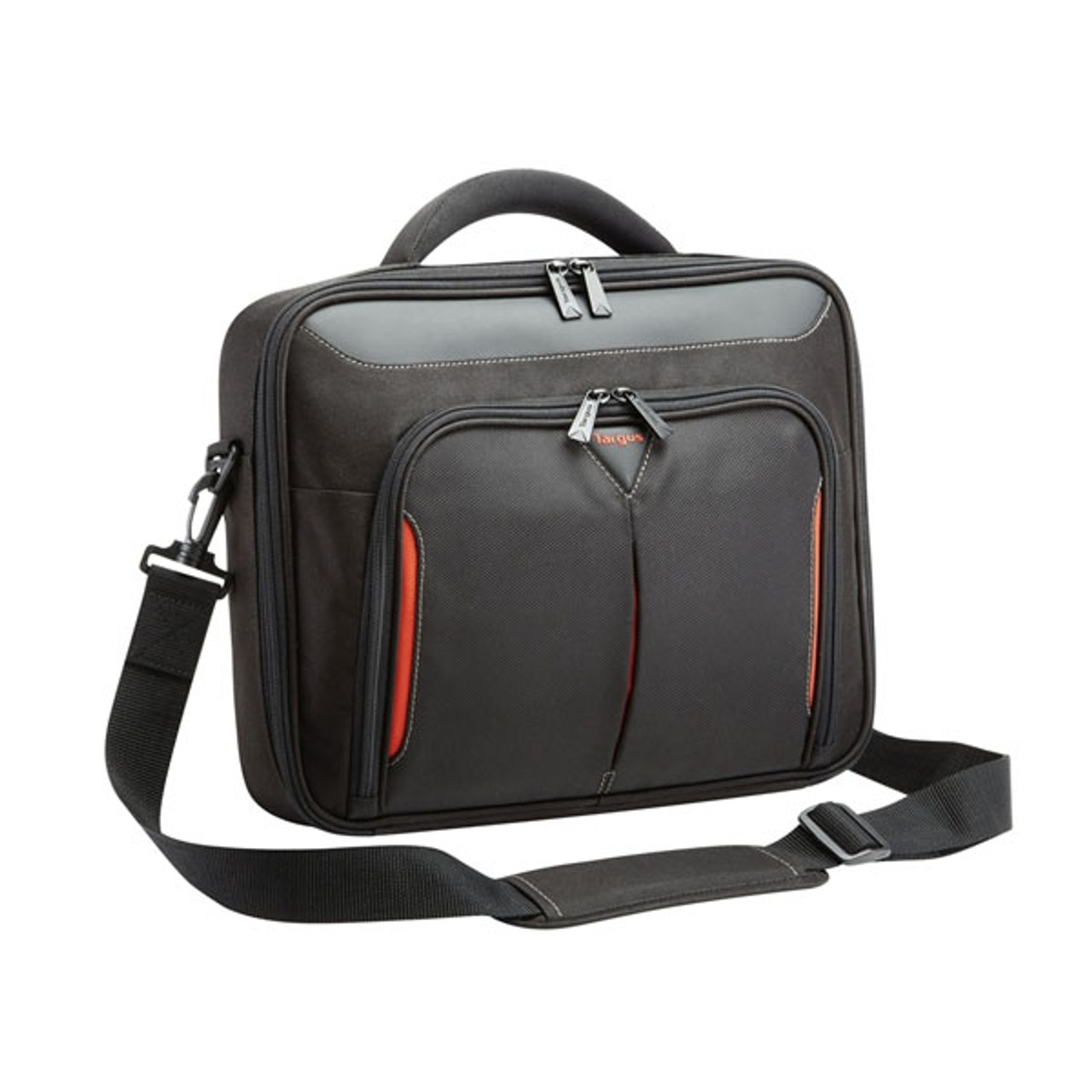 Image for Targus 18in Classic+ Clamshell Laptop Bag with File Compartment (CNFS418AU) CX Computer Superstore
