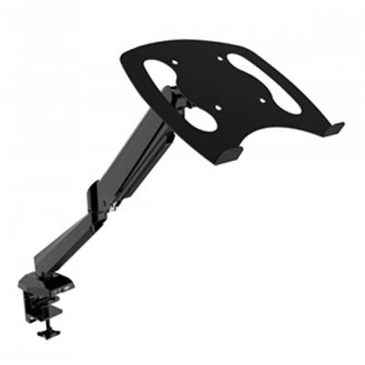 Image for Vision Mounts Gas Spring Desk Clamp Notebook Holder Arm with USB Port CX Computer Superstore