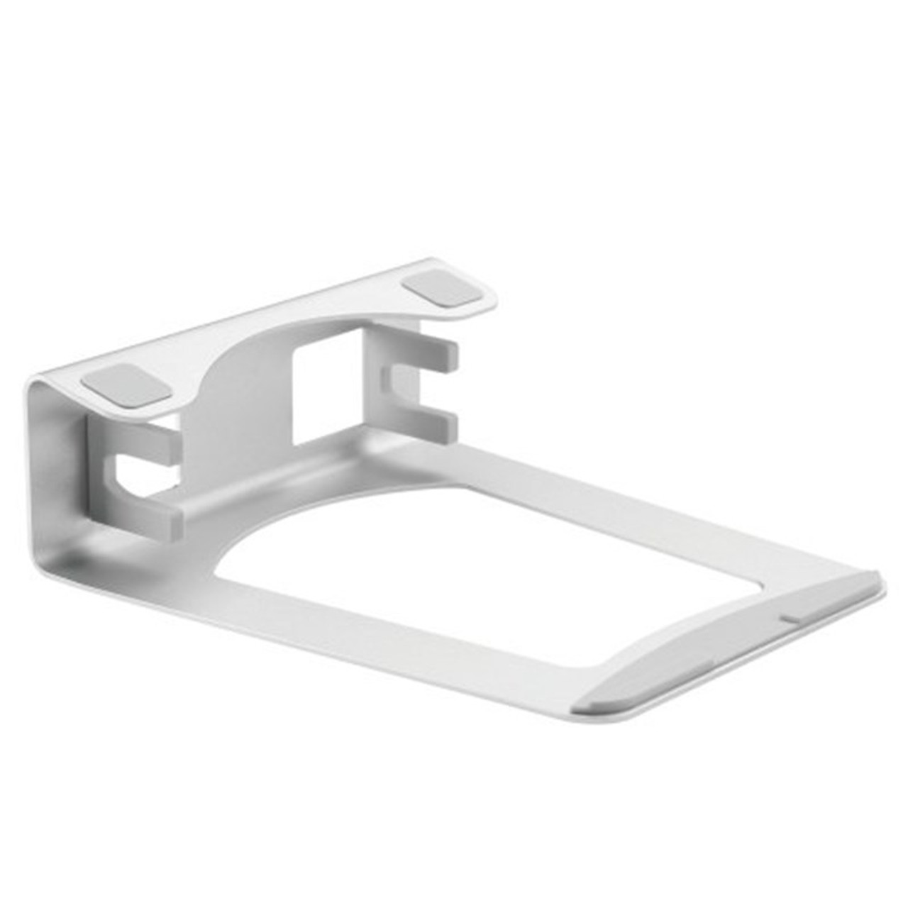 Image for Brateck 2 in 1 Adjustable Laptop Stand - Silver CX Computer Superstore