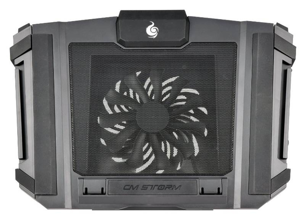Image for Cooler Master SF-17 Gaming 17in Notebook Cooler CX Computer Superstore