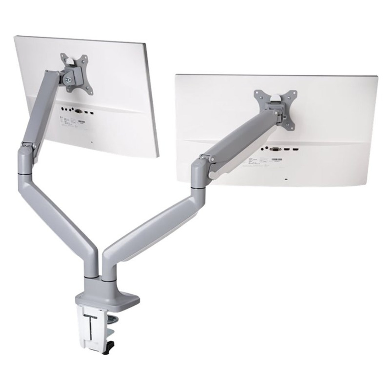Image for Kensington SmartFit One-Touch Height Adjustable Dual Monitor Arm 13in-32in CX Computer Superstore