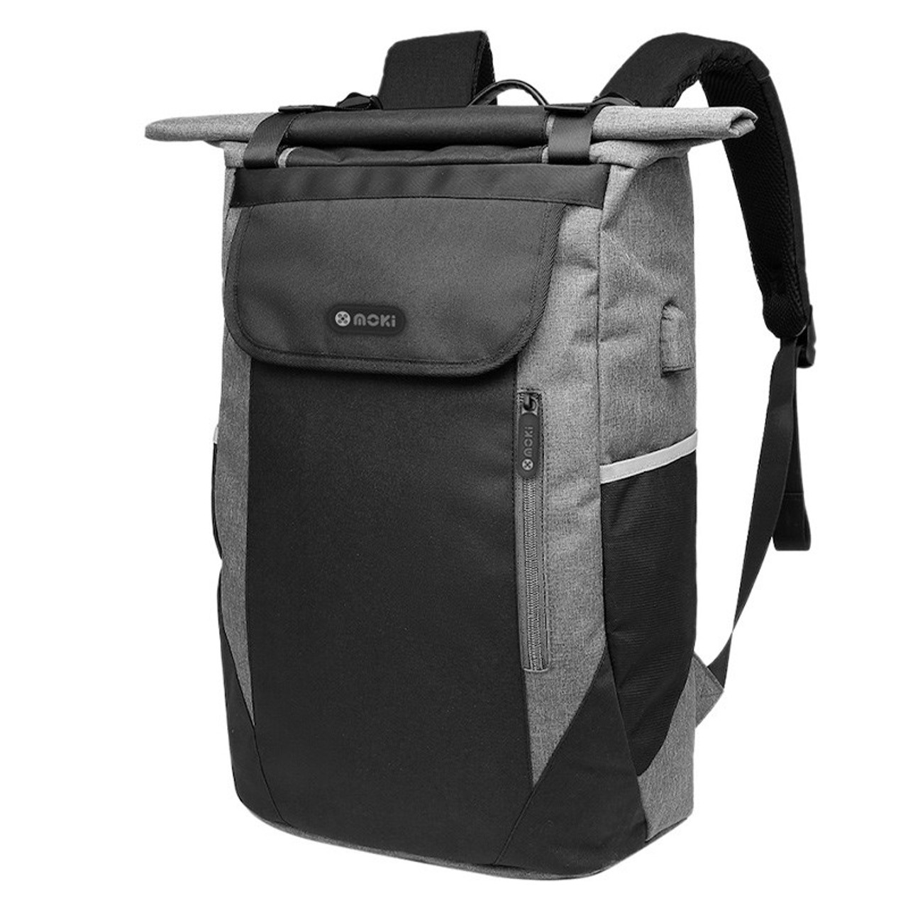 Image for Moki Odyssey Roll-Top 15.6in Notebook Backpack CX Computer Superstore