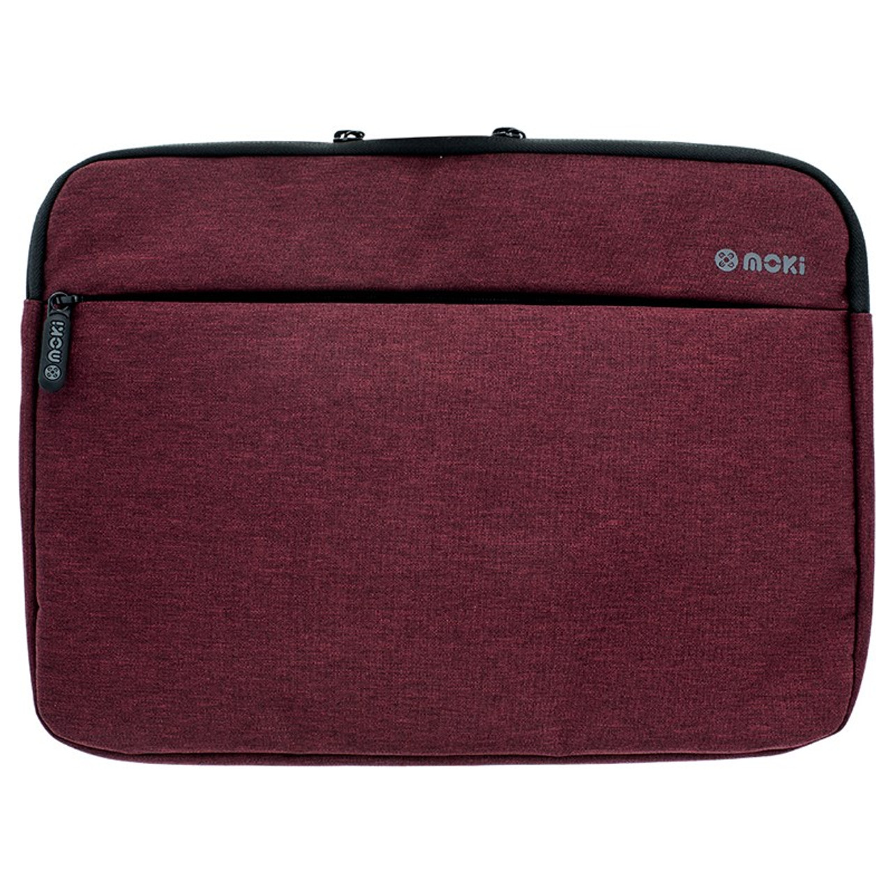 Image for Moki 13.3in Notebook Transporter Sleeve - Burgundy CX Computer Superstore