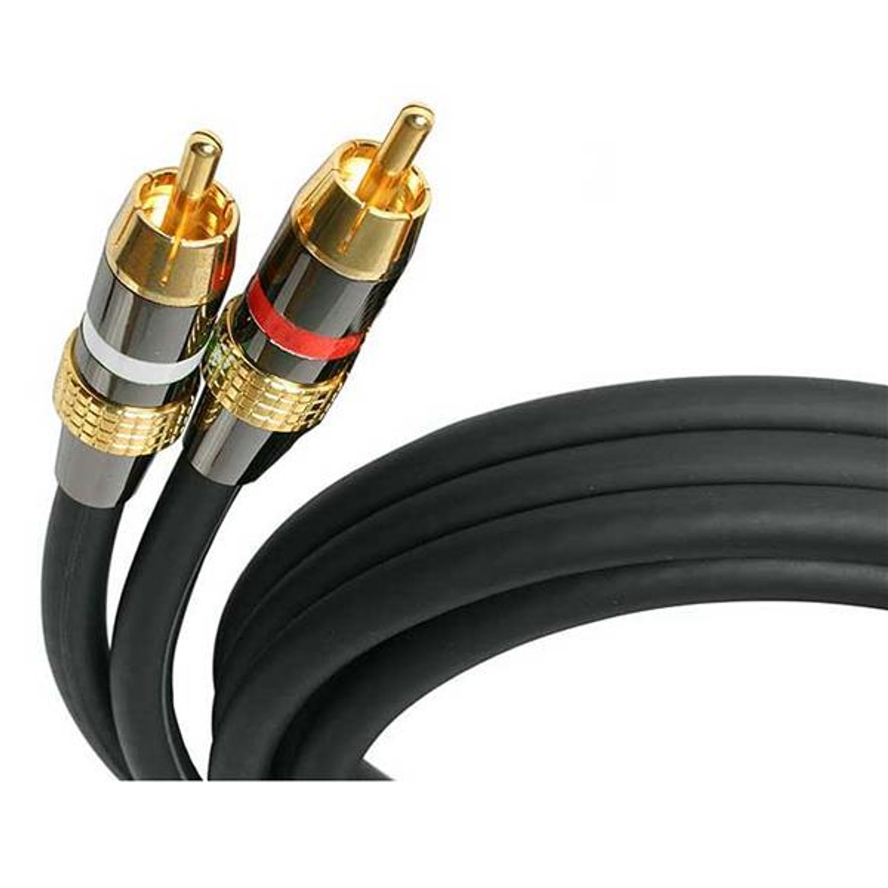 Image for StarTech 30 ft Premium Stereo Audio Cable RCA - M/M CX Computer Superstore