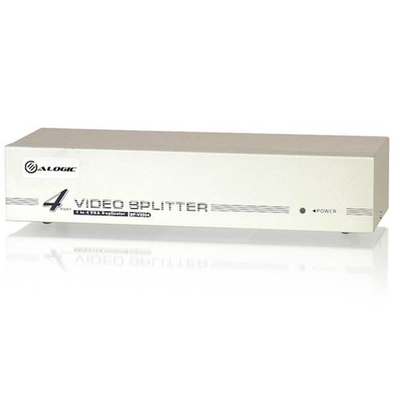 Image for Alogic 4 Port VGA Video Splitter CX Computer Superstore