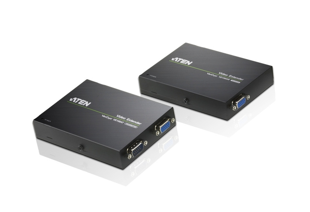 Image for ATEN VanCryst VE150A VGA over Cat5 Extender - 1280x1024 at 150m CX Computer Superstore
