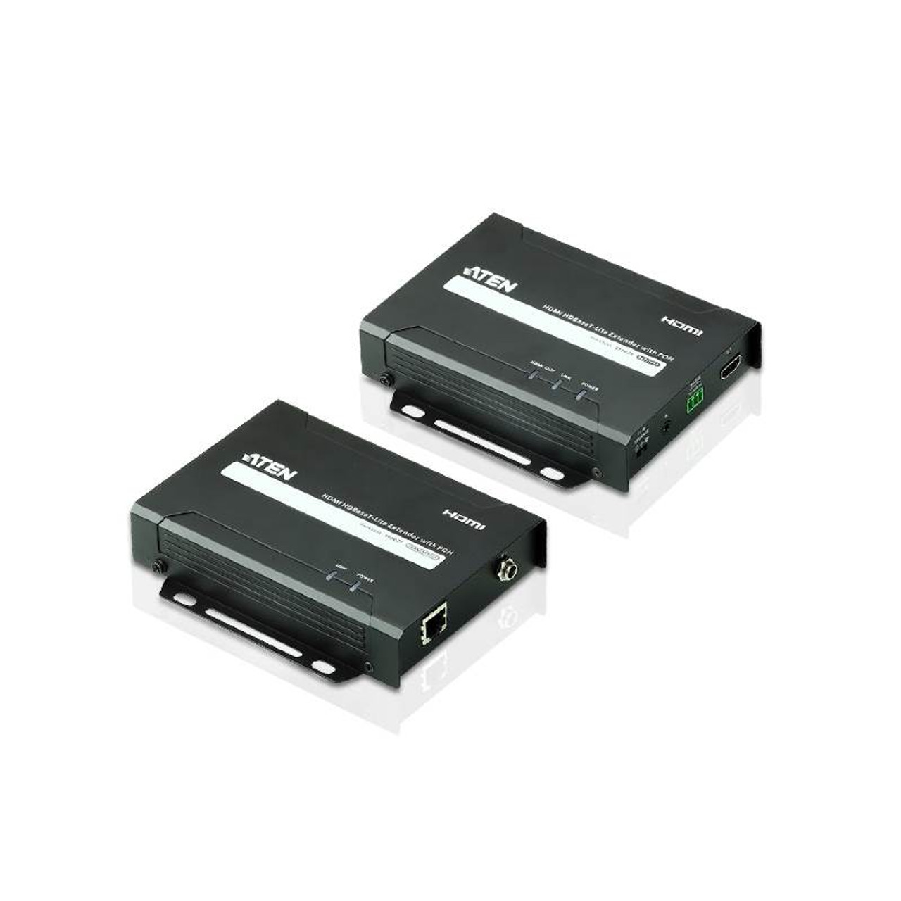 Image for ATEN VE802 HDMI HDBaseT-Lite Extender with POH - 4K at 40m (HDBaseT Class B) CX Computer Superstore