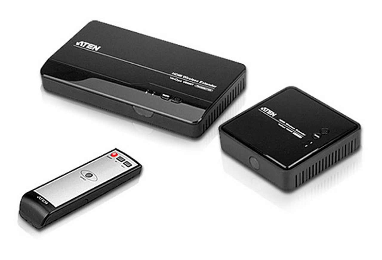Image for ATEN VE809 HDMI Wireless Extender - 1080p at 30m CX Computer Superstore