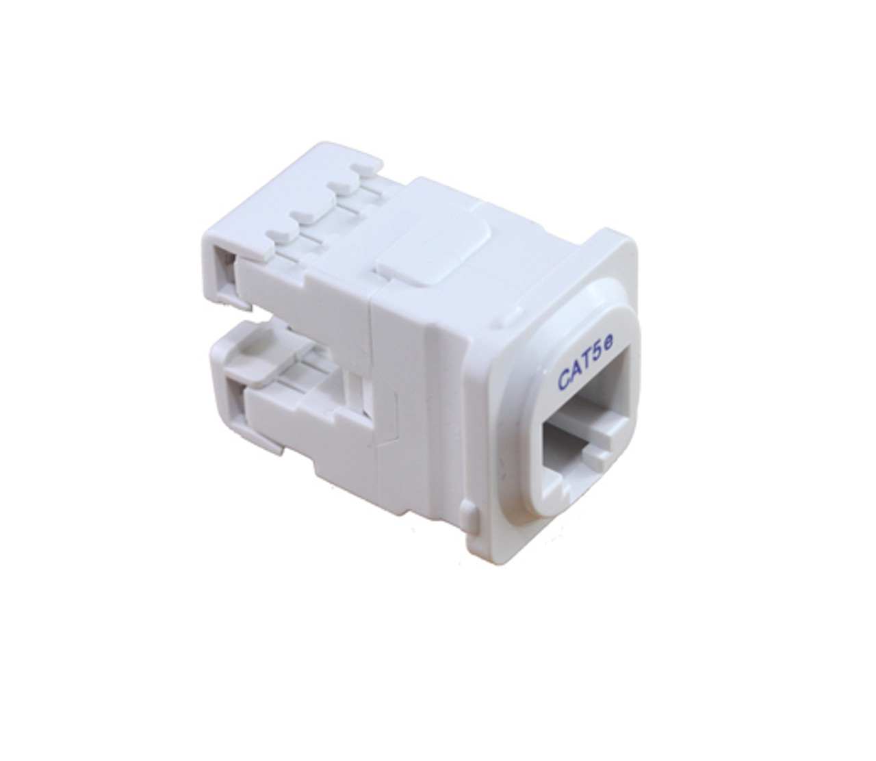 Product image for Cat5E Keystone Jack Australian Style | CX Computer Superstore