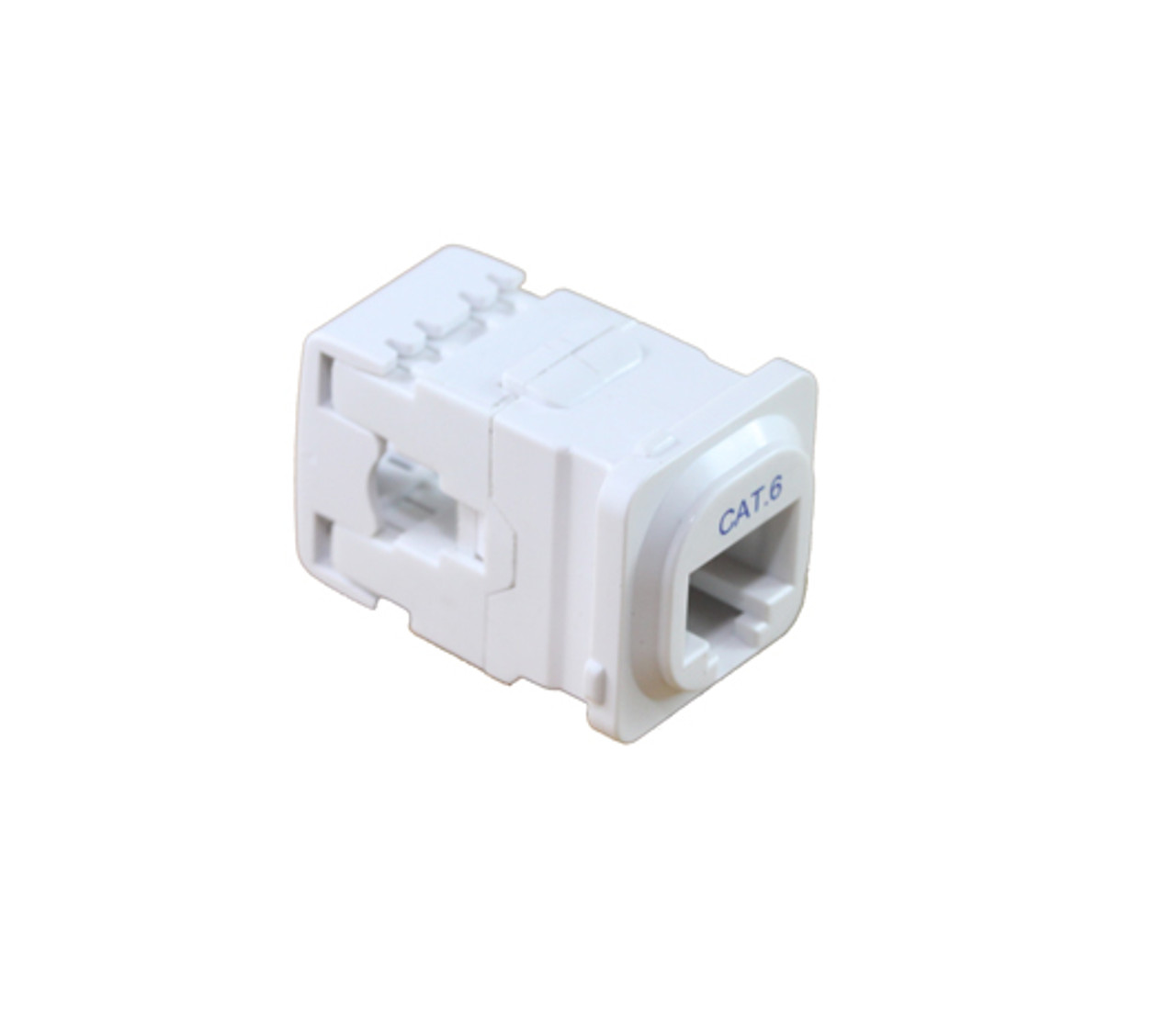 Product image for Cat6 Keystone Jack Australian Style | CX Computer Superstore