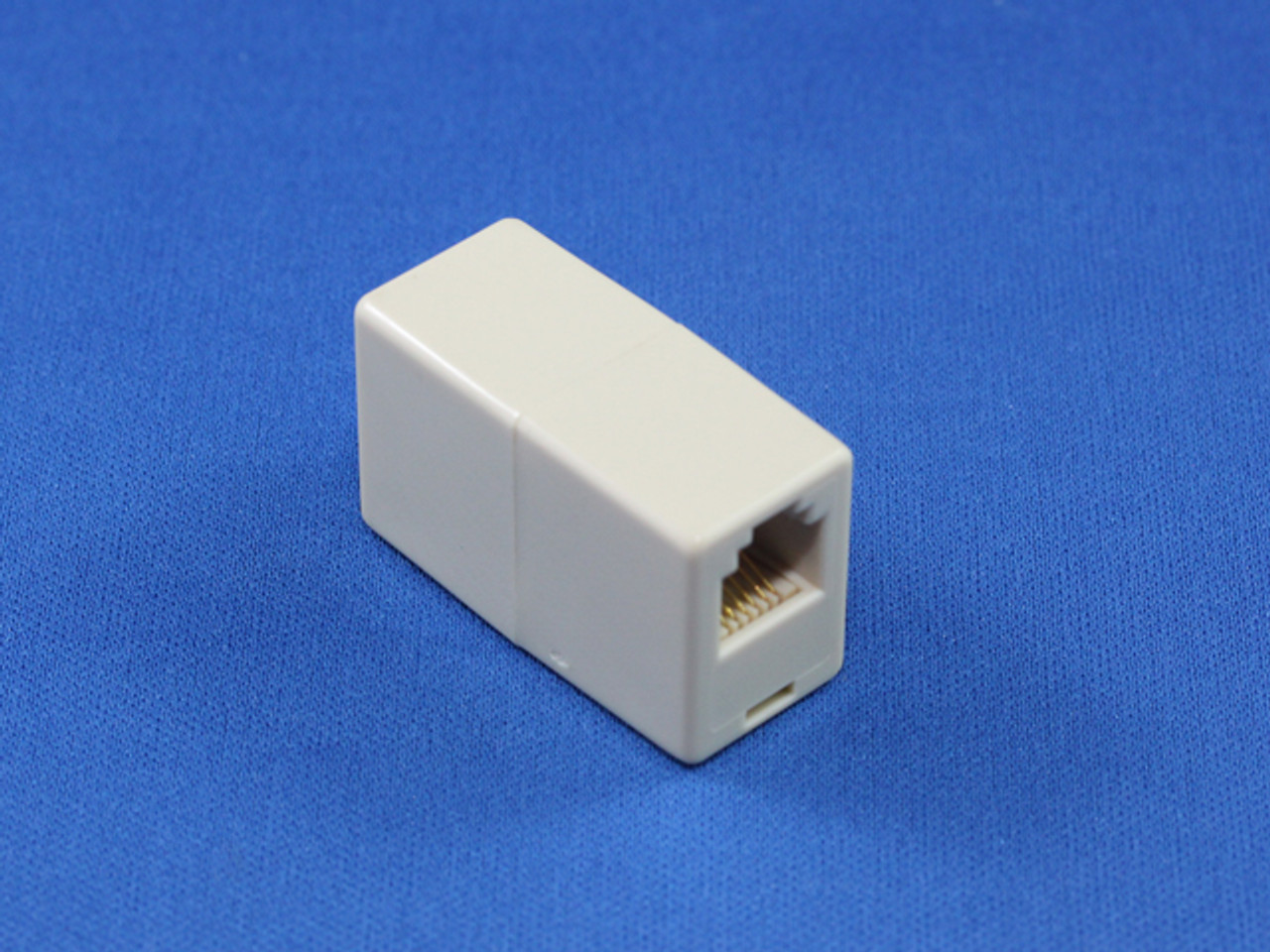Product image for RJ12 6P6C In Line Coupler | CX Computer Superstore