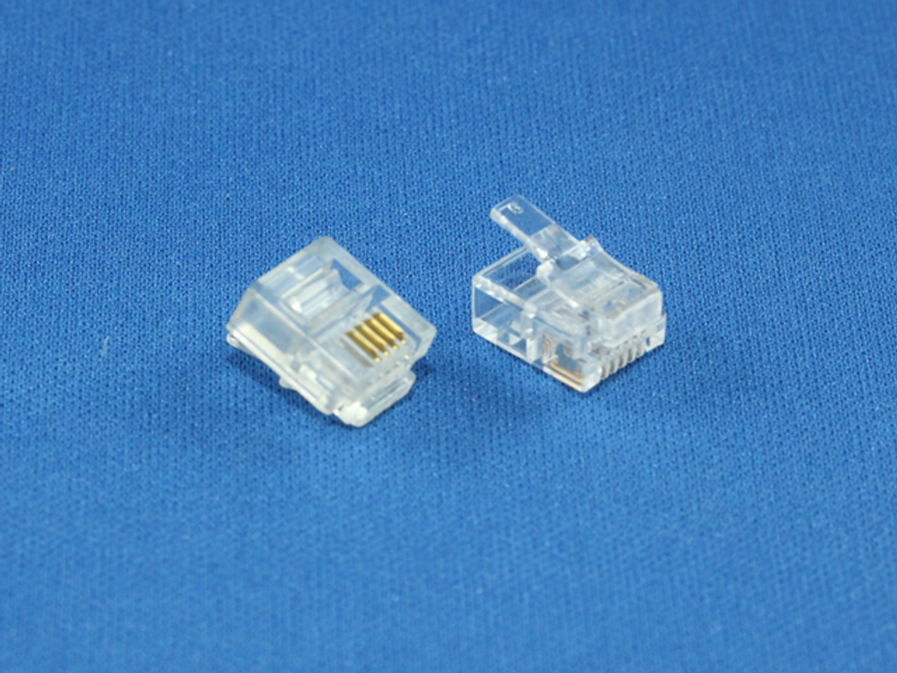 Product image for Telephone Connector 6P4C | CX Computer Superstore