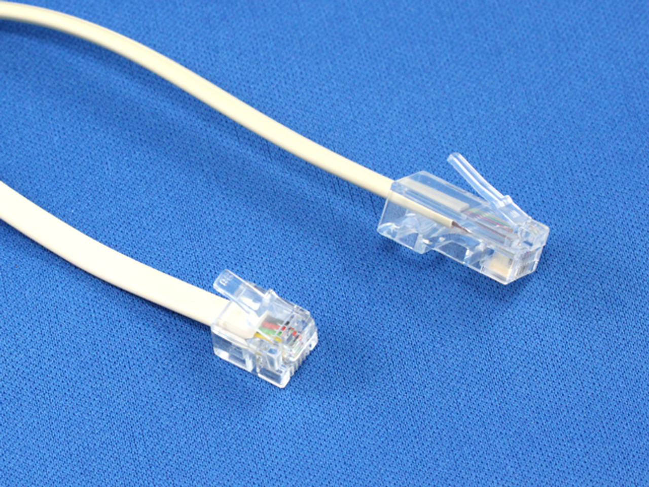 Product image for 5M RJ45/RJ12 Telephone Cable | CX Computer Superstore
