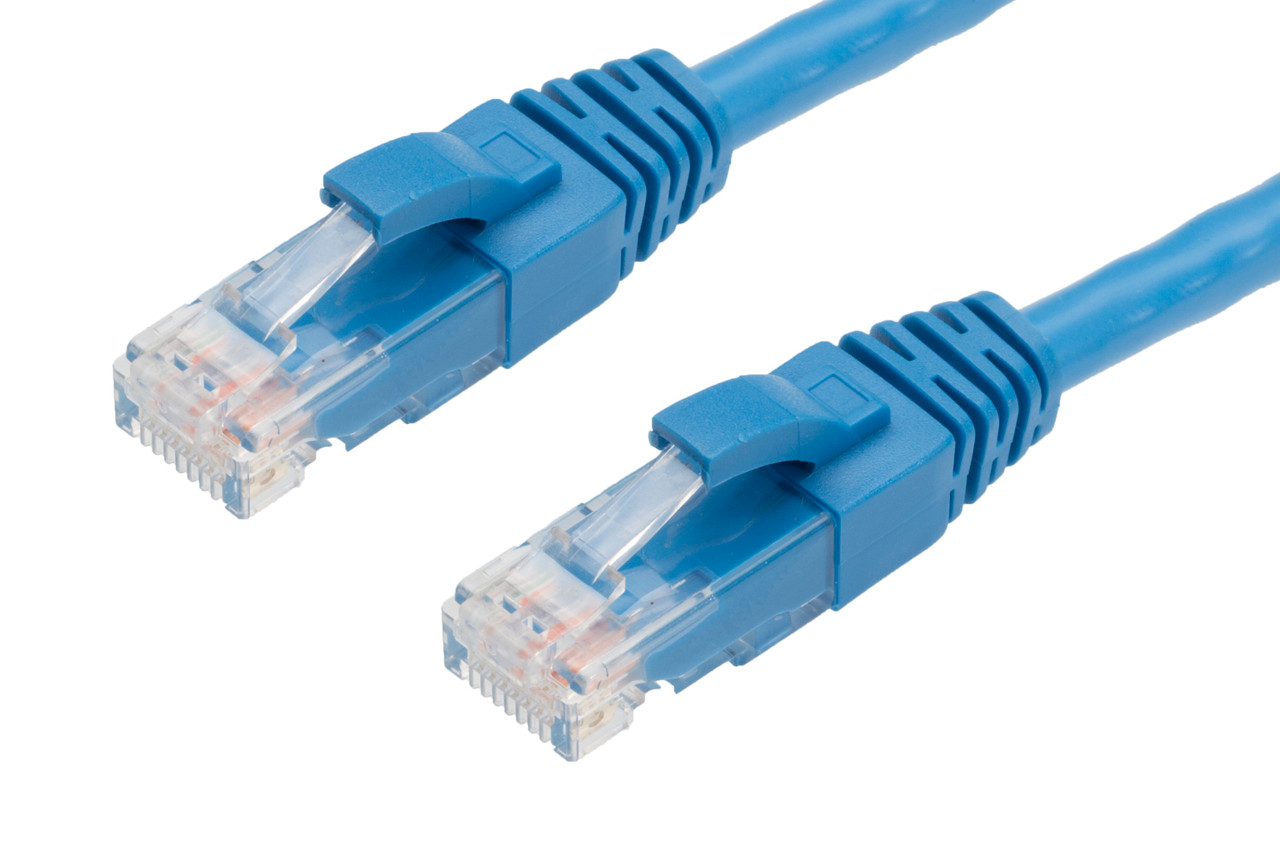 Image for 10m Cat 5E Ethernet Network Cable. Blue CX Computer Superstore