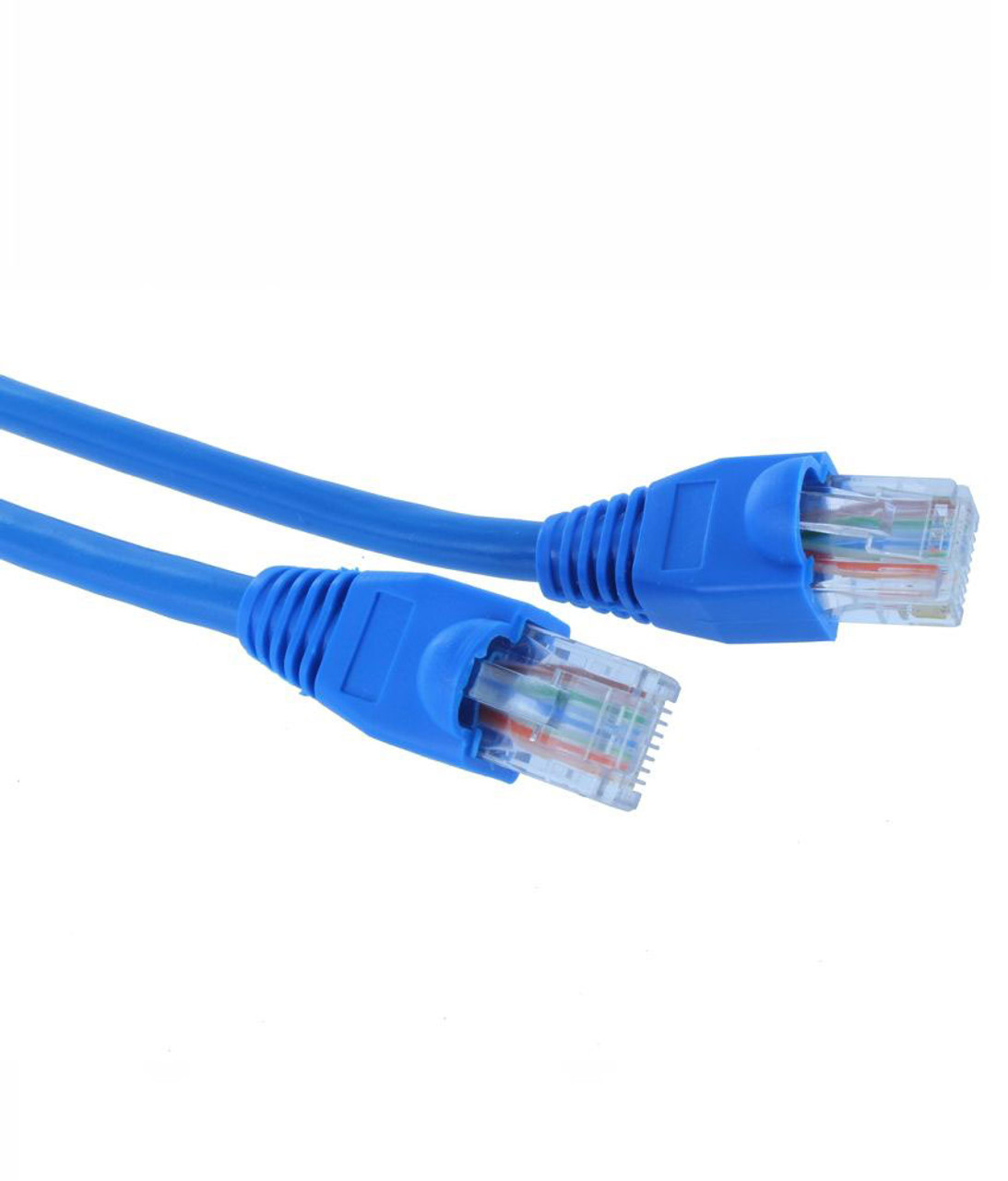 Product image for CAT5e PATCH CORD 15M BLUE Network Cable 31998 | CX Computer Superstore