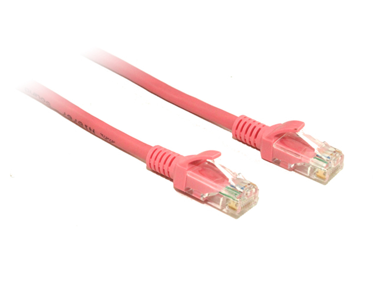 Product image for 1.5M Pink Cat5E Cable | CX Computer Superstore