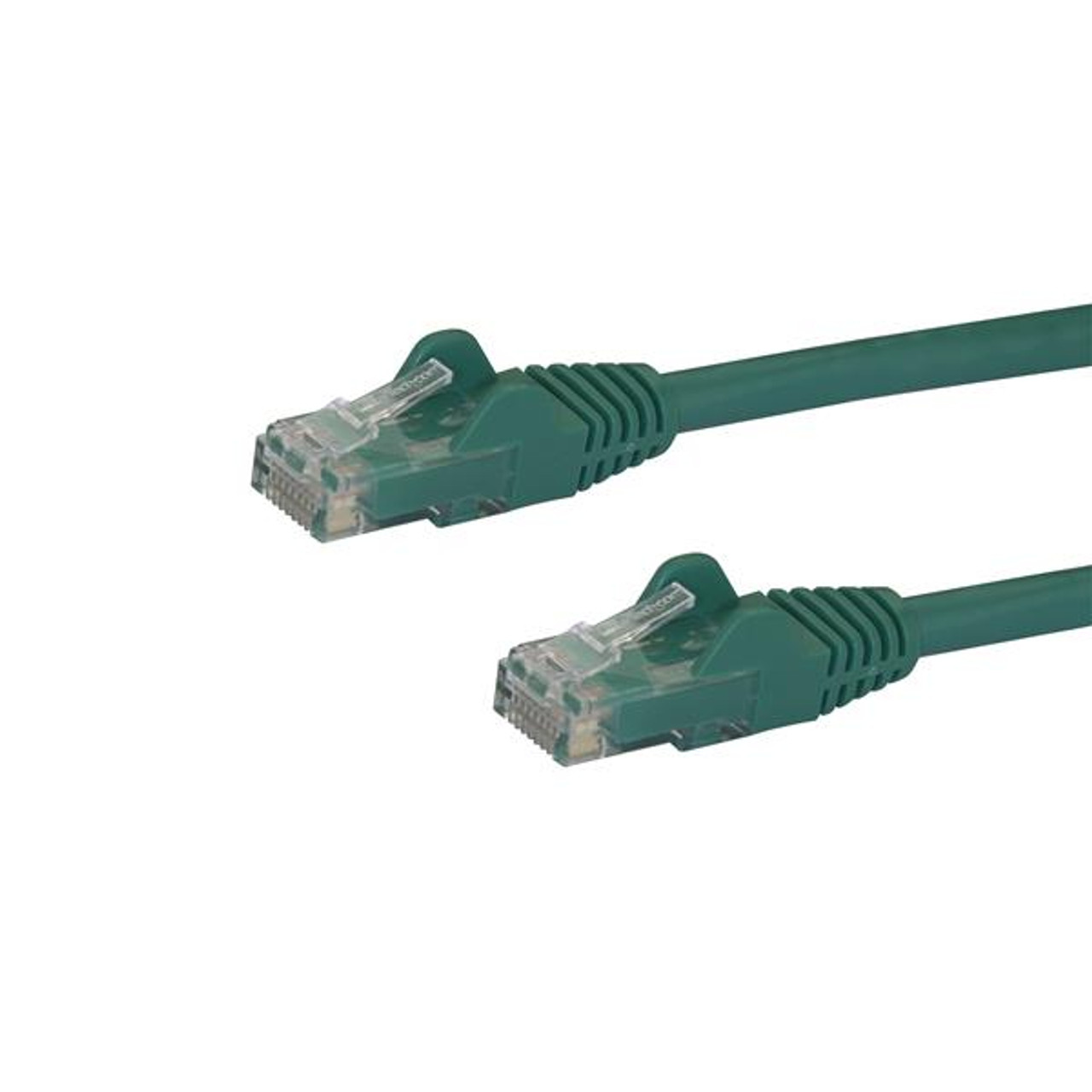 Image for StarTech 10m Cat6 Patch Cable with Snagless RJ45 Connectors - Green CX Computer Superstore