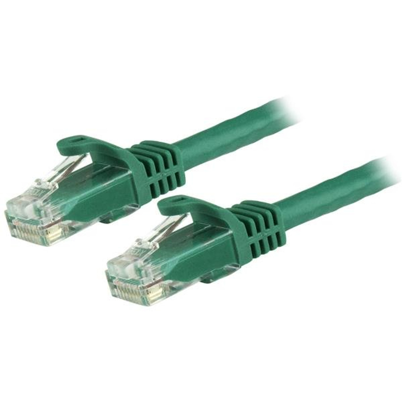Image for StarTech 7m Green Cat6 UTP Snagless Patch Cable CX Computer Superstore