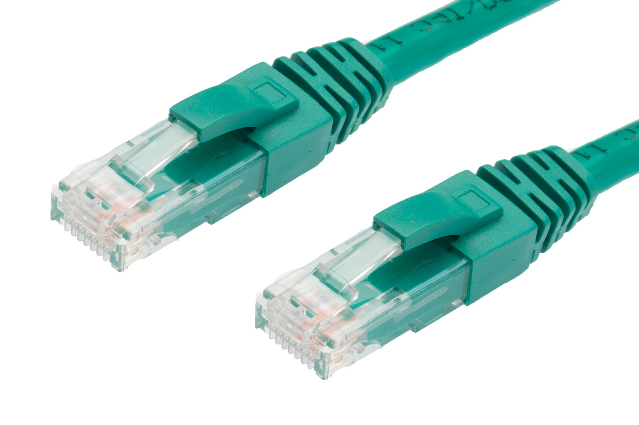 Image for 3m RJ45 CAT6 Ethernet Cable. Green CX Computer Superstore