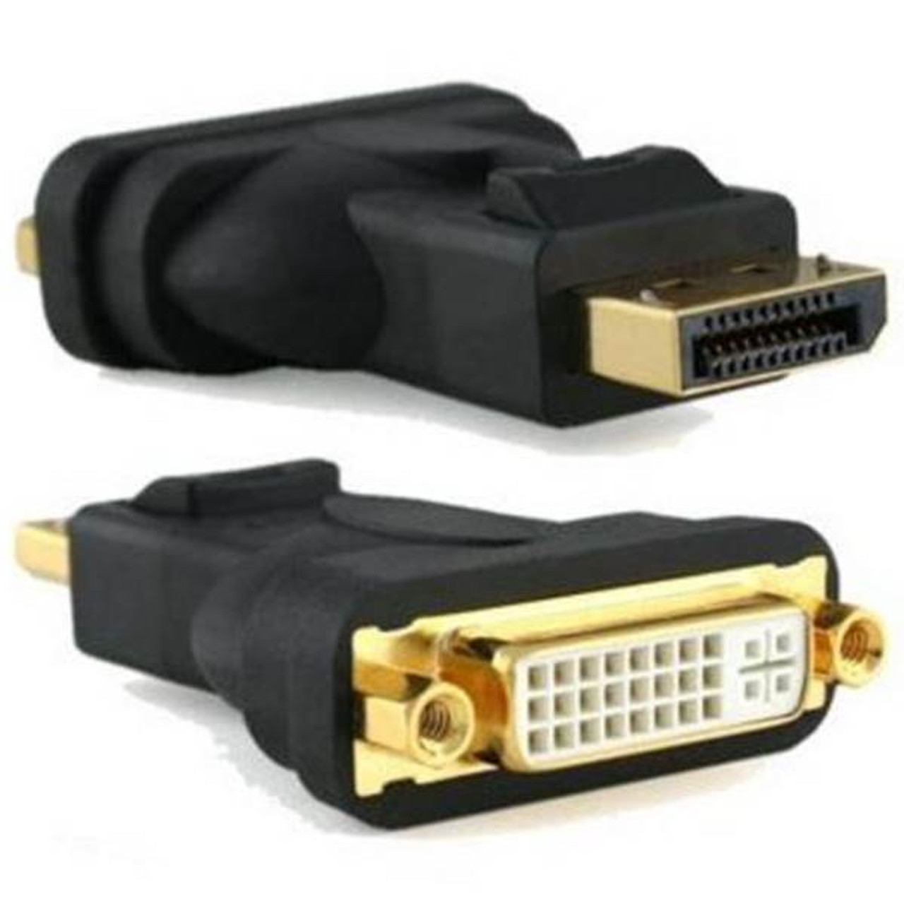 Image for Astrotek DisplayPort DP to DVI-D Adapter Converter 20 pins Male to DVI 24+1 pins CX Computer Superstore