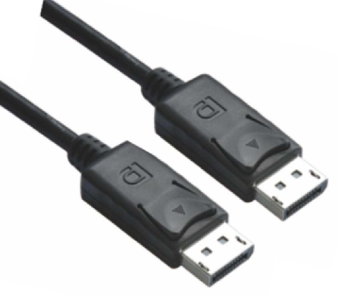 Product image for DisplayPort DP Cable 1m - 20 pins Male to Male 1.2V  Nickle Plated   CX Computer Superstore