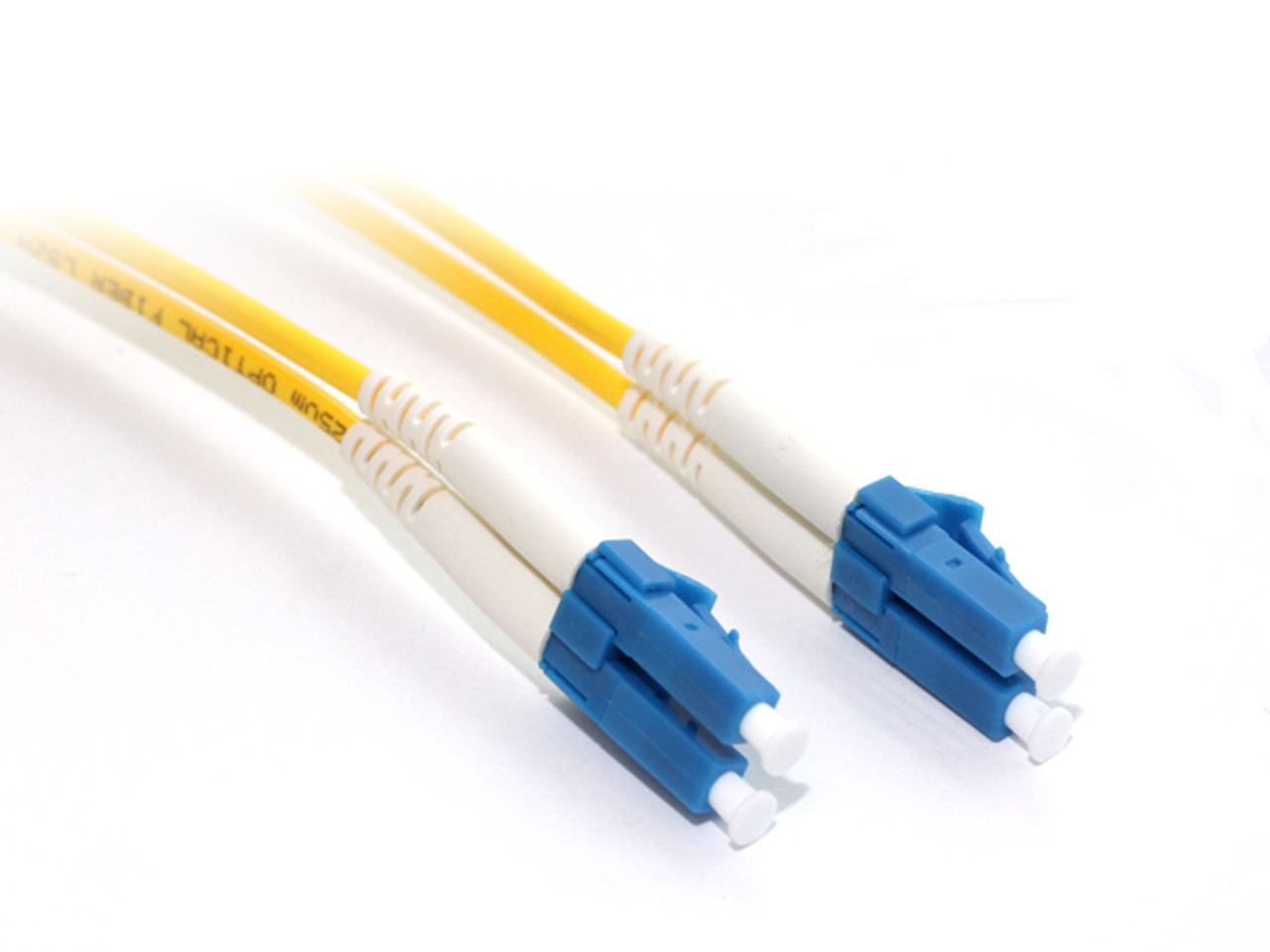 Product image for 2M FC-LC OS1 Singlemode Duplex Fibre Optic Cable | CX Computer Superstore