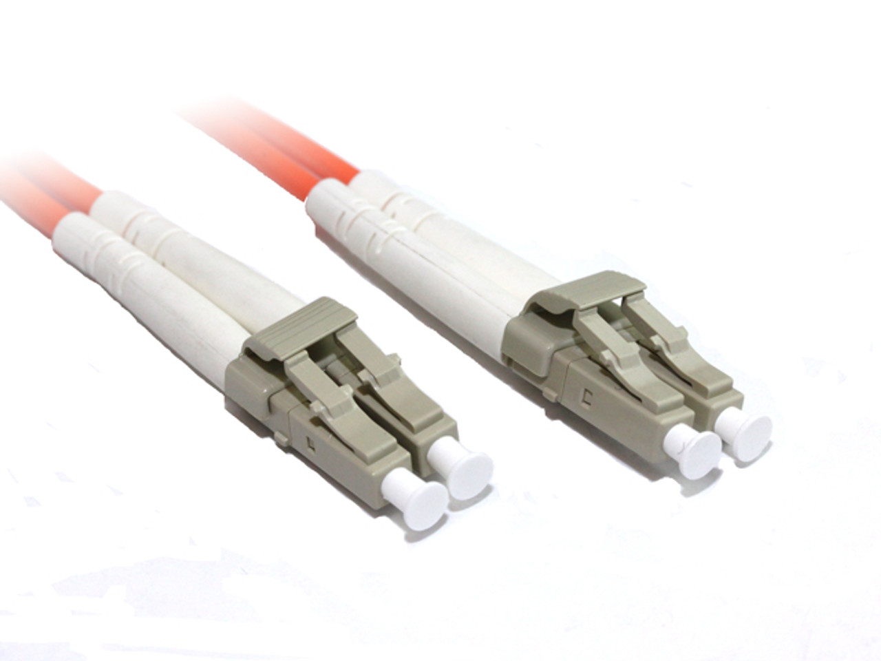 Product image for 5M LC-LC OM2 50/125 Multimode Duplex Fibre Optic Cable   CX Computer Superstore