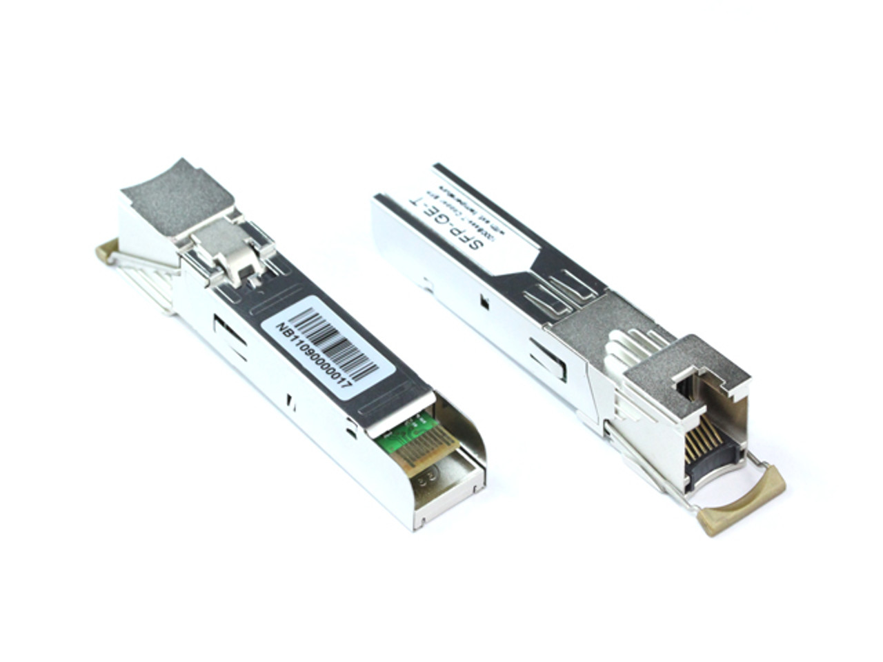 Product image for GLC-T ( RJ45 ) SFP Transceiver   CX Computer Superstore