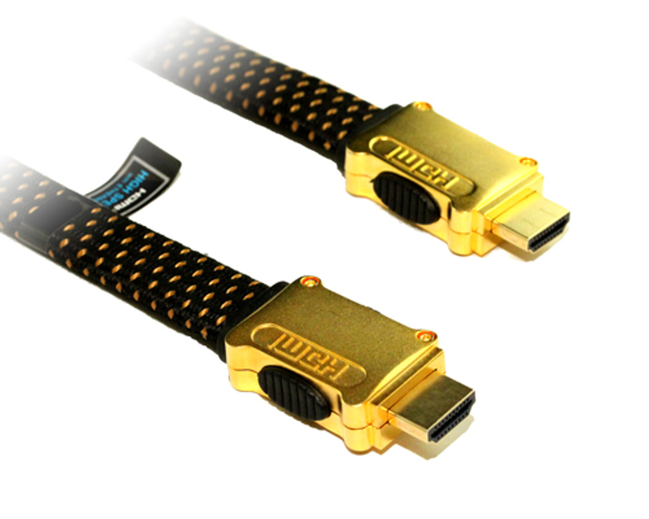 Product image for 2M HDMI Flat Cable High Speed With Ethernet | CX Computer Superstore