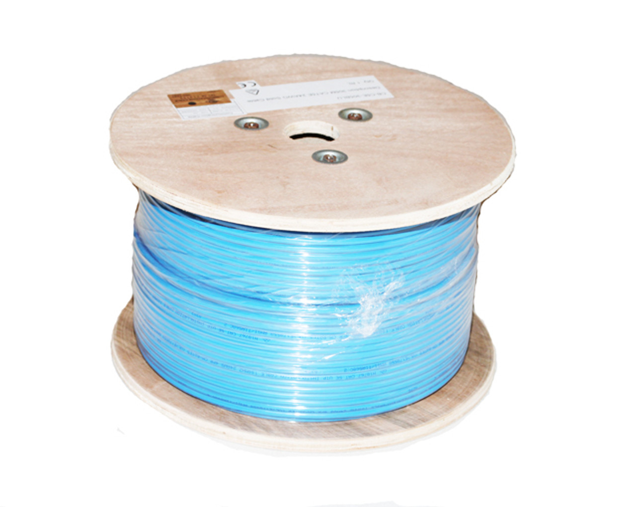 Product image for 305M Blue CAT5e Installation Cable | CX Computer Superstore