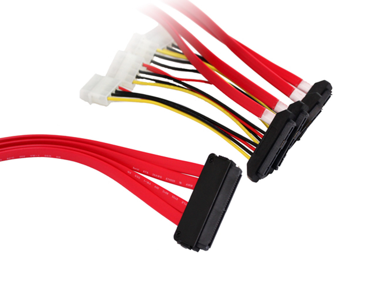 Product image for 1M SAS32 To 4XSAS29/Molex | CX Computer Superstore