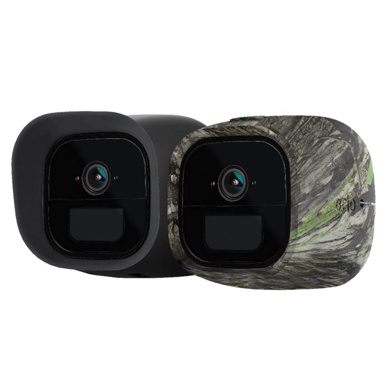 Image for Arlo Go Security Black & Camouflage Camera Skin Combo CX Computer Superstore