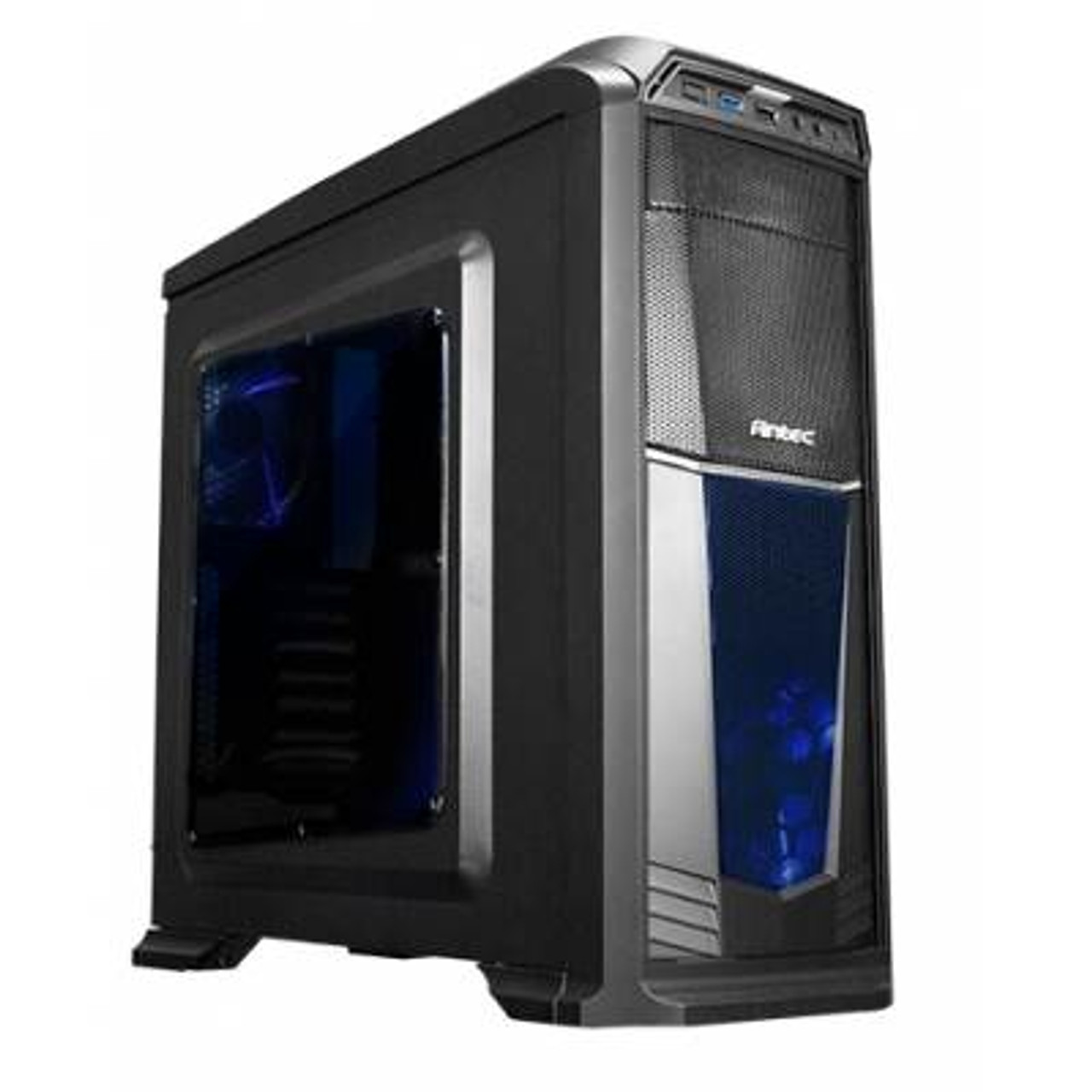 Image for Antec GX330W Windowed Mid-Tower ATX Case CX Computer Superstore