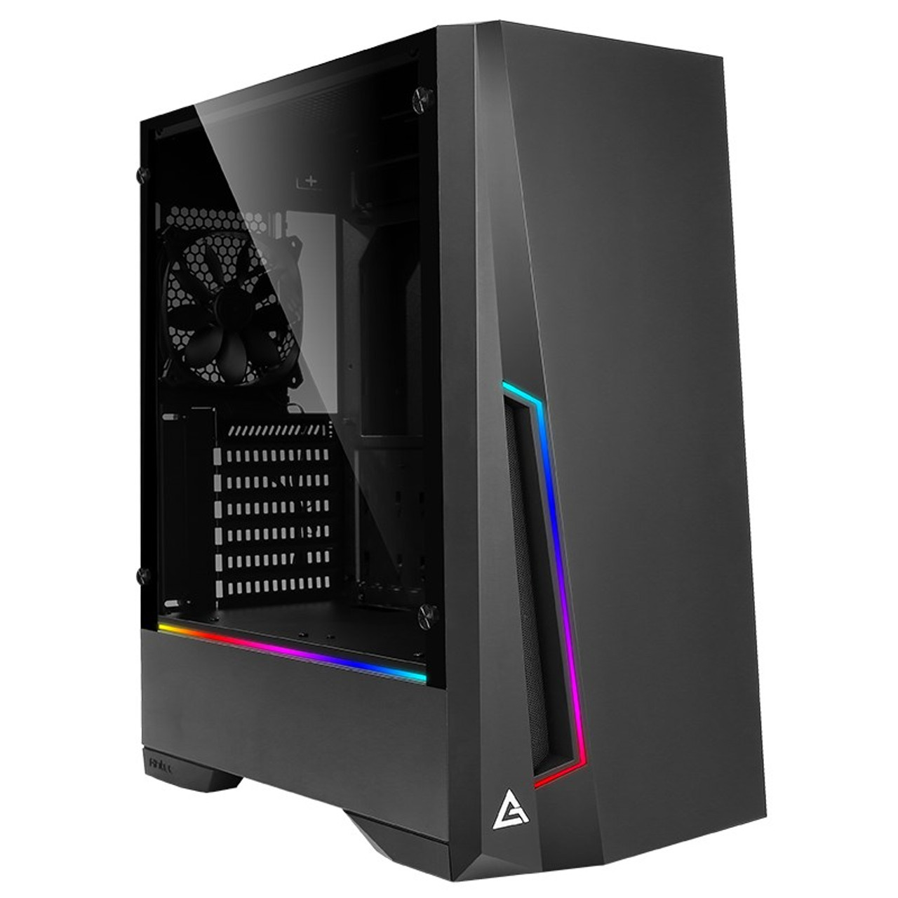 Image for Antec DP501 ARGB Tempered Glass Mid-Tower ATX Case CX Computer Superstore