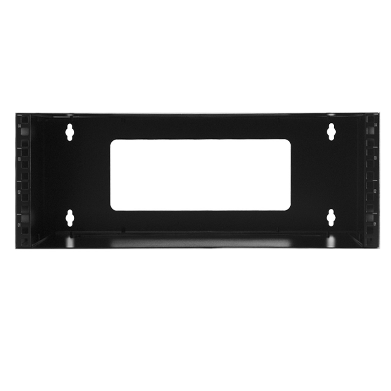 Image for 4Cabling 4RU 300mm Deep Wall Mount Server Rack Frame CX Computer Superstore