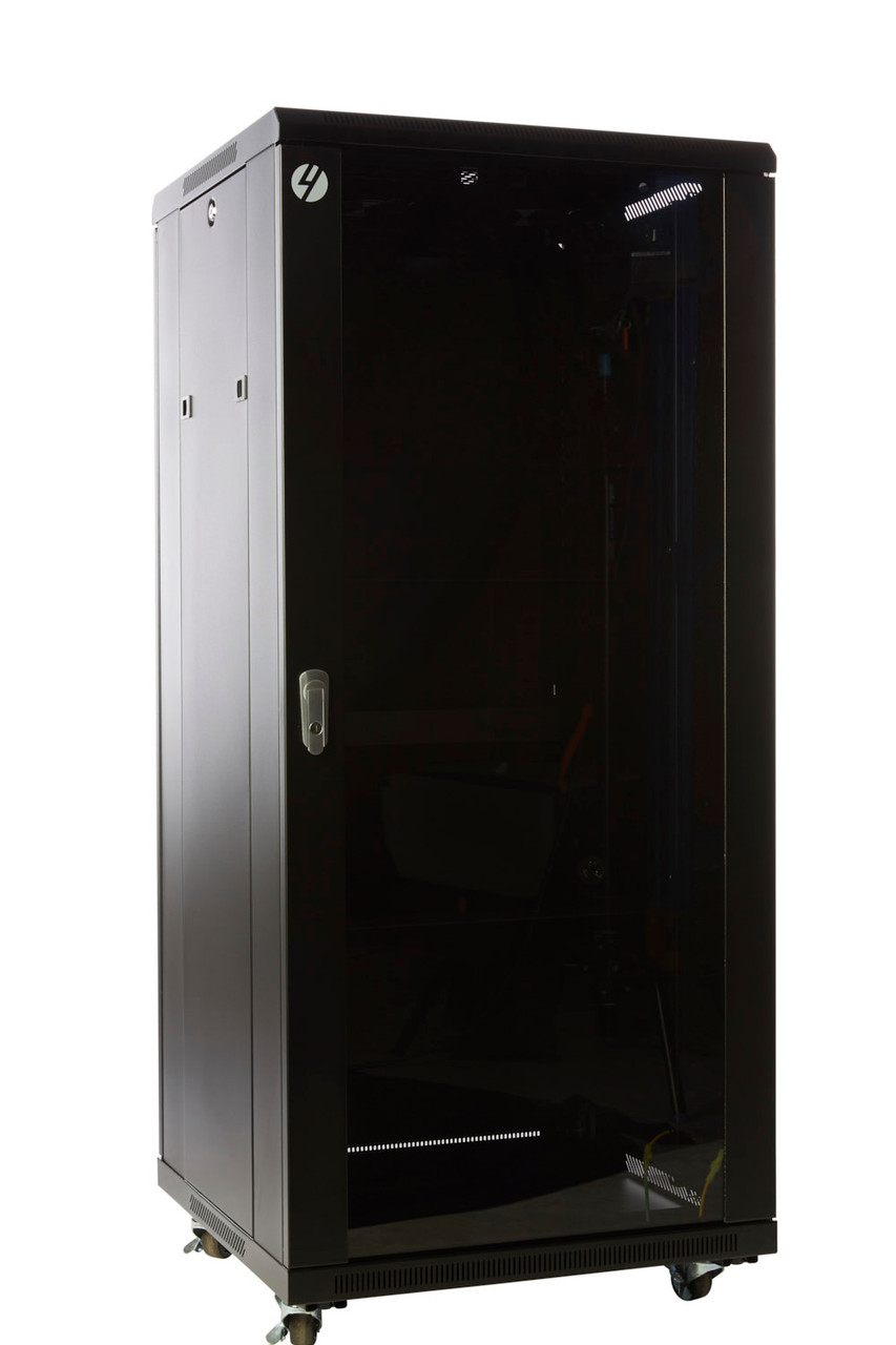 Image for 27RU 600mm Wide x 600mm Deep Server Rack CX Computer Superstore