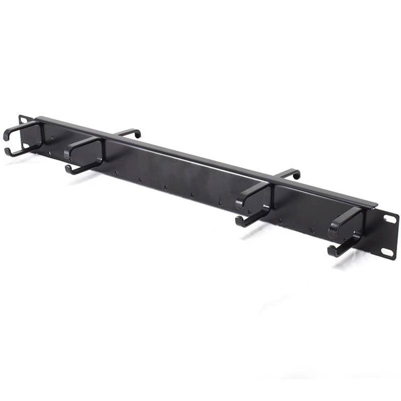 Image for Alogic Serverdge 1RU 19in Horizontal Double Sided Cable Management Rail Slot/Ring CX Computer Superstore