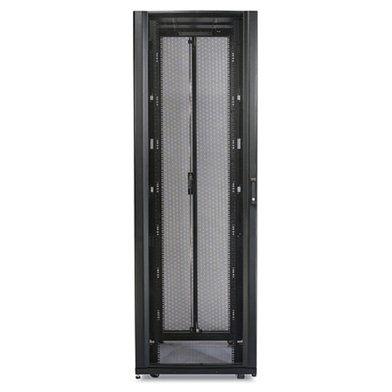 Image for APC AR3150 NetShelter SX 42U Enclosure with Sides - Black CX Computer Superstore
