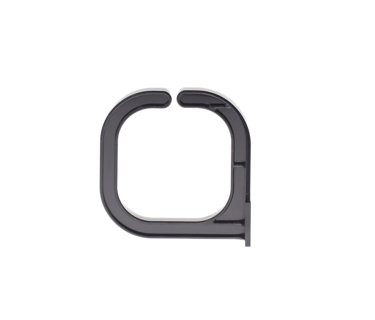 Image for 1RU Medium Plastic Cable Management Ring 62 x 62mm CX Computer Superstore