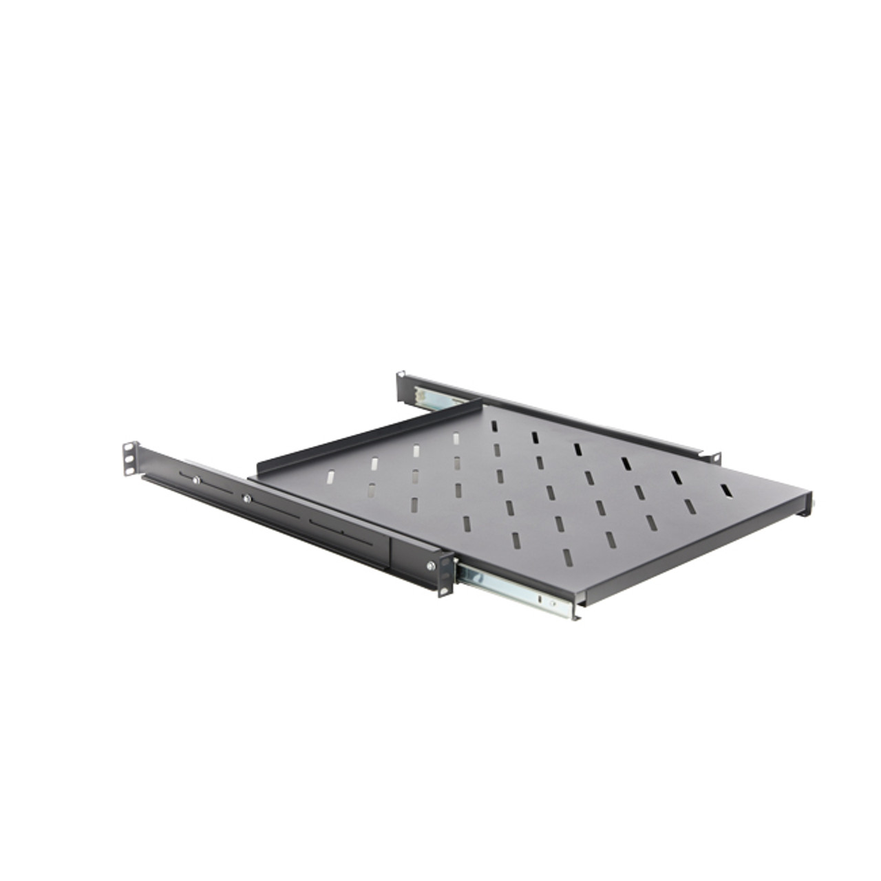 Image for 4Cabling 1RU Sliding Shelf for 800mm Deep Rack CX Computer Superstore