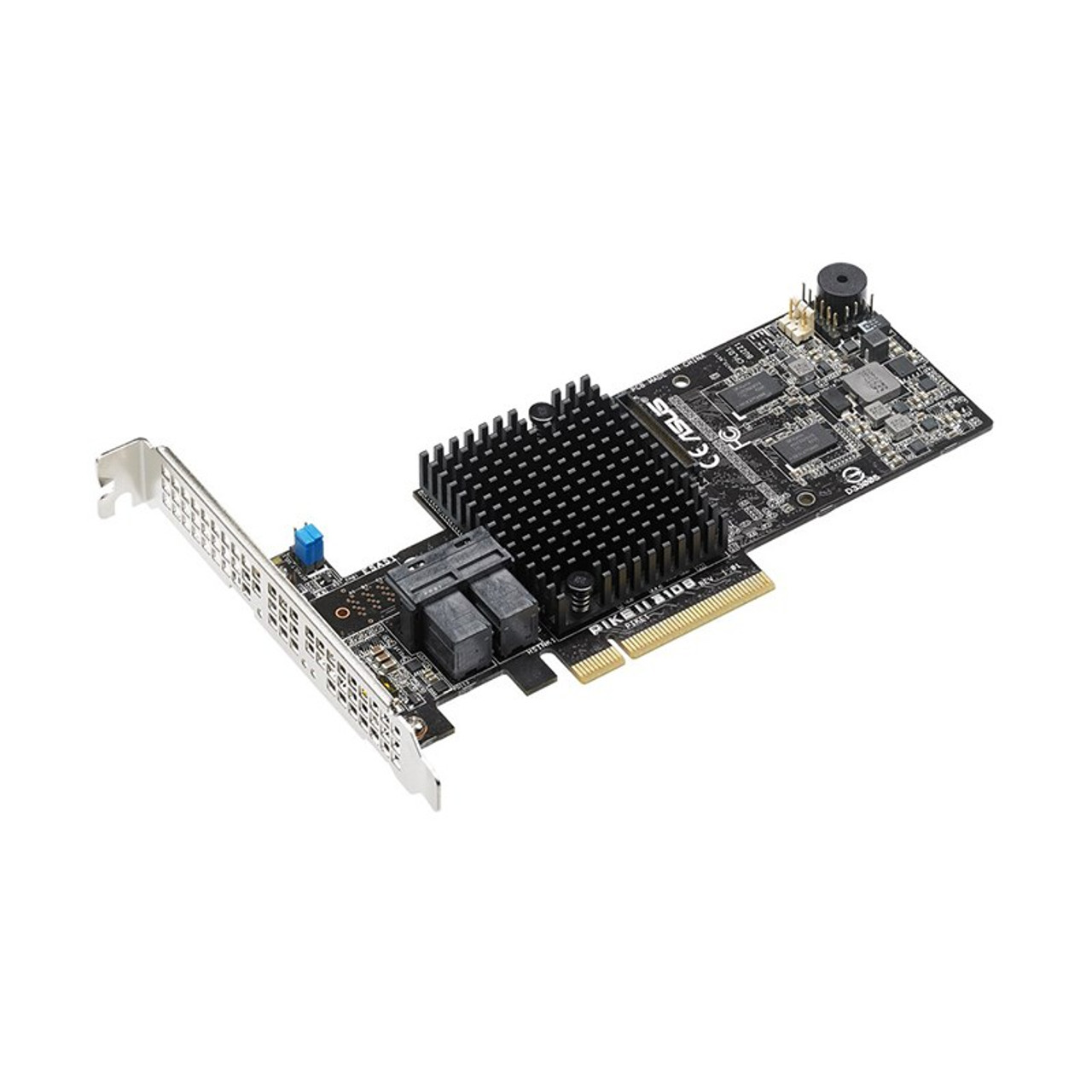 Image for Asus PIKE II 3108-8i/16PD/2G 8-Port SAS 12Gbps RAID Card Controller CX Computer Superstore