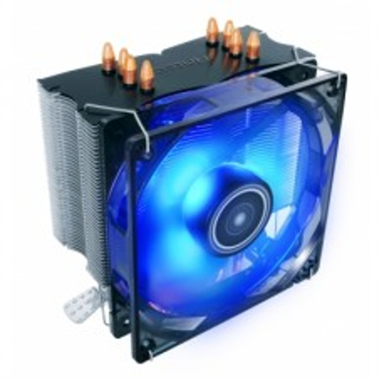 Product image for Antec CPU Air Cooler C400 (120mm fan with LED) with Copper Coldplate | CX Computer Superstore