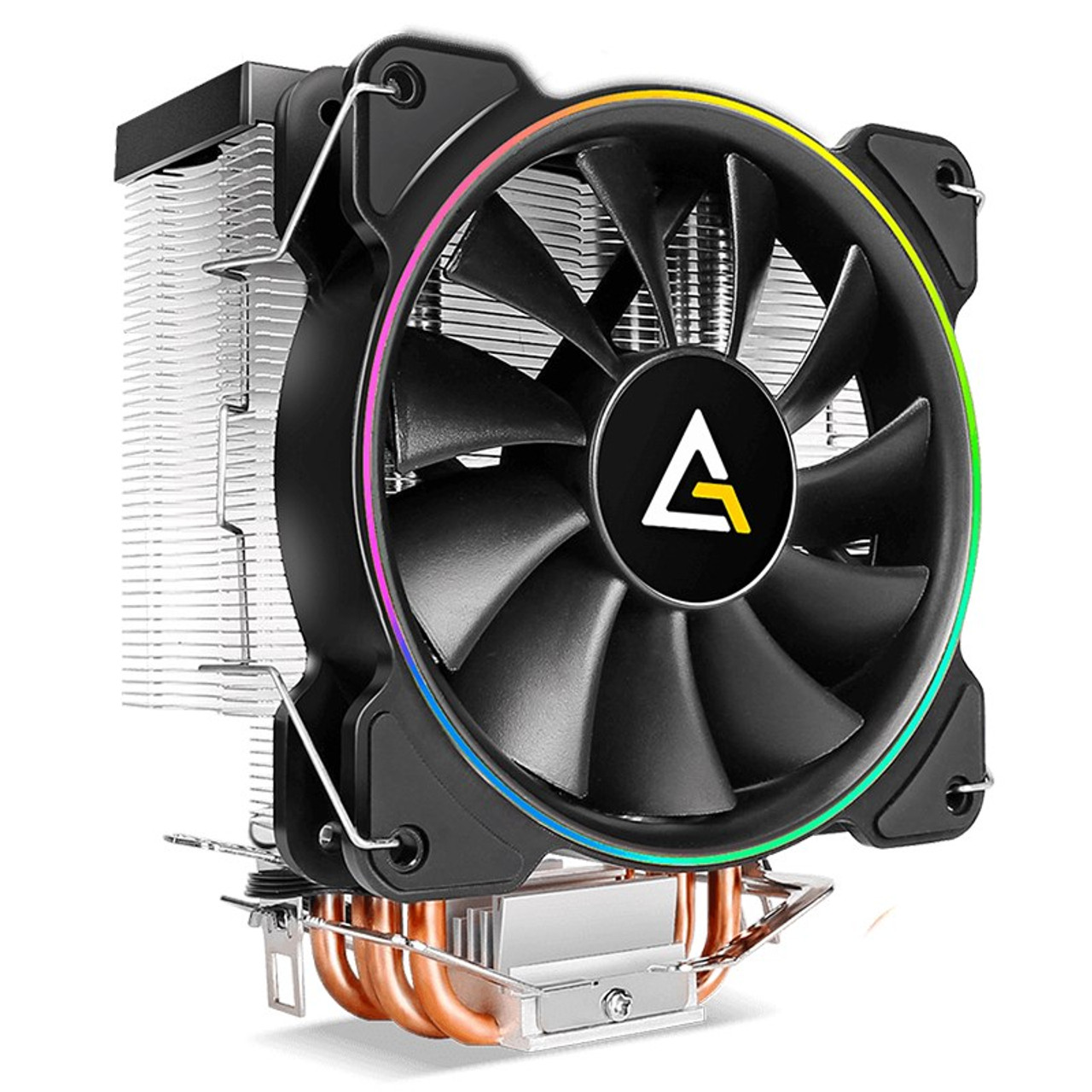 Product image for Antec A400 RGB CPU Air Cooler | CX Computer Superstore