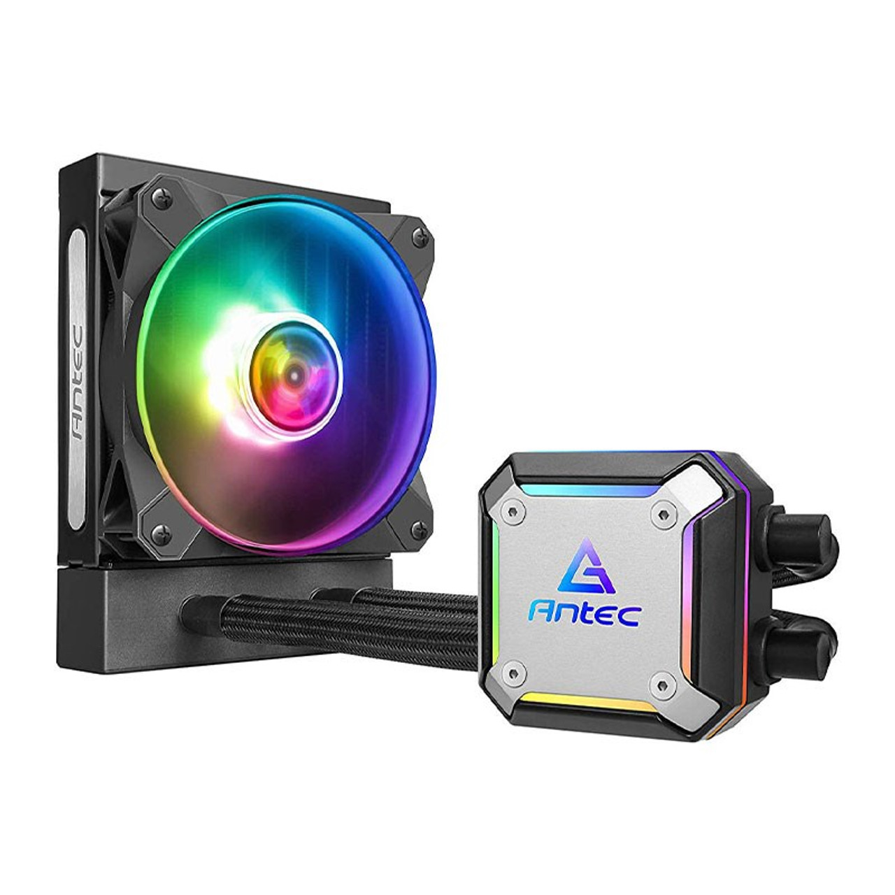 Image for Antec Neptune 120 ARGB 120mm Advanced All-in-One Liquid CPU Cooler CX Computer Superstore