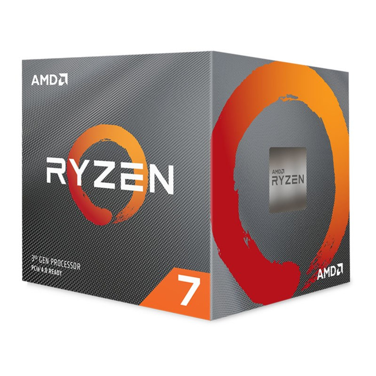 Product image for AMD Ryzen 7 3700X with Wraith Prism | CX Computer Superstore