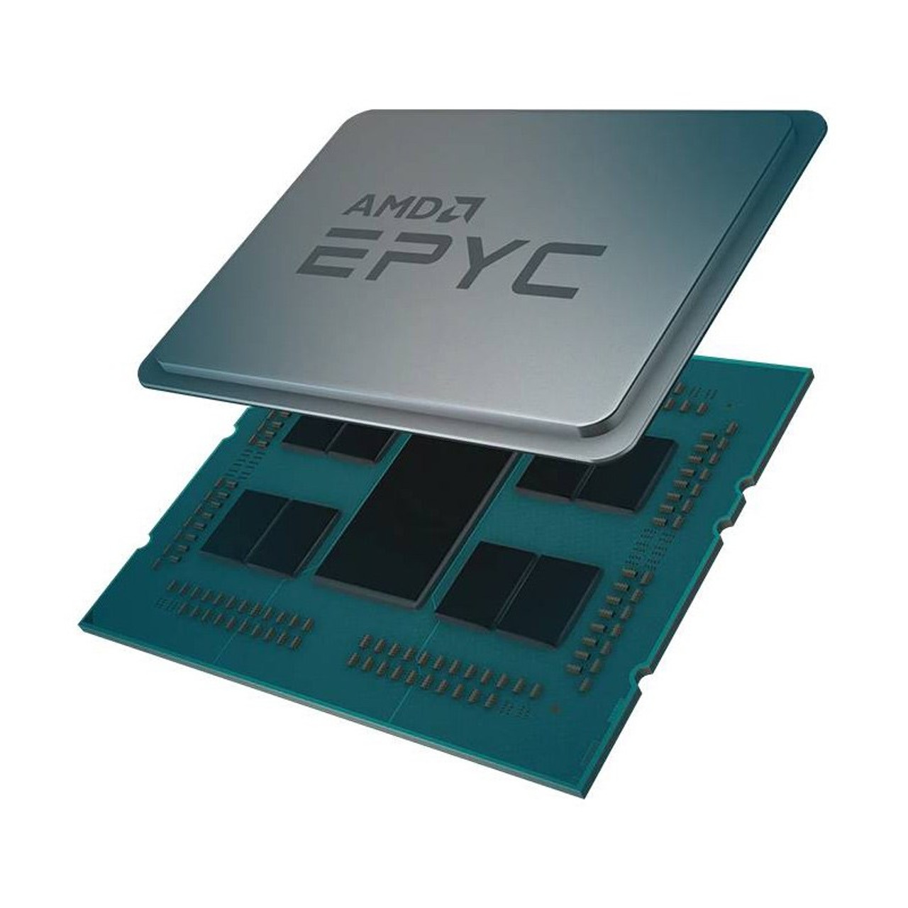 Image for AMD Epyc 7402P 24-Core Socket SP3 2.8GHz CPU Processor CX Computer Superstore