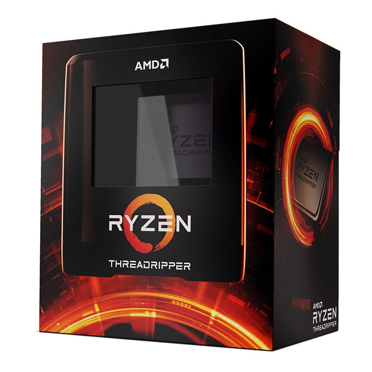 Image for AMD Ryzen Threadripper 3960X 24-Core sTRX4 3.80 GHz Unlocked CPU Processor CX Computer Superstore
