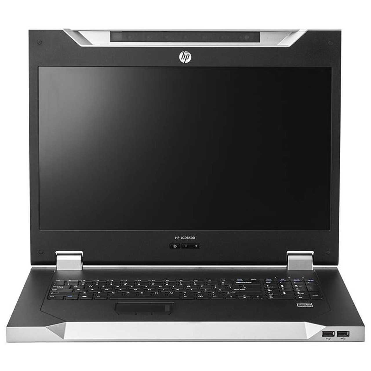 Image for HPE LCD8500 18.5in WXGA 1U INTL LCD Rackmount Console Kit CX Computer Superstore