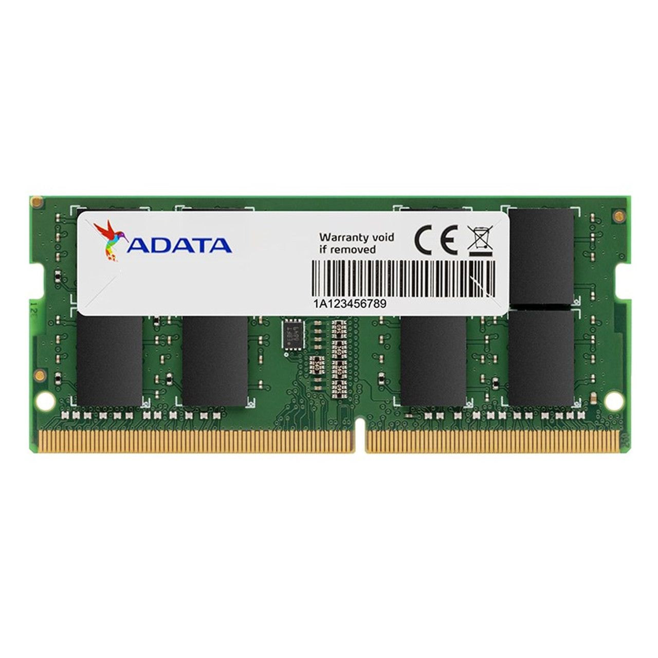 Image for ADATA Premier 32GB (1x 32GB) DDR4 2666MHz Notebook Memory CX Computer Superstore