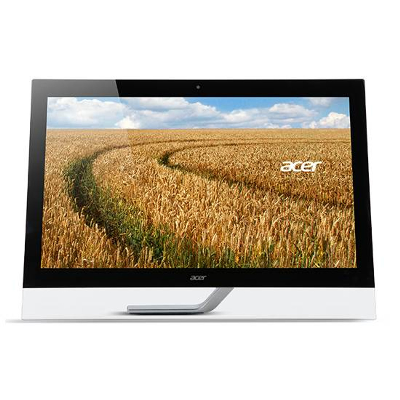 Product image for Acer T272HUL 27in 16:9 WQHD IPS LED Touchscreen Monitor | CX Computer Superstore